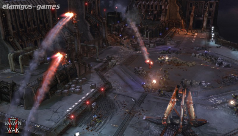 Download Warhammer 40,000: Dawn of War II Master Collection