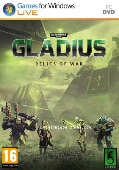 Download Warhammer 40000: Gladius - Relics of War Deluxe Edition