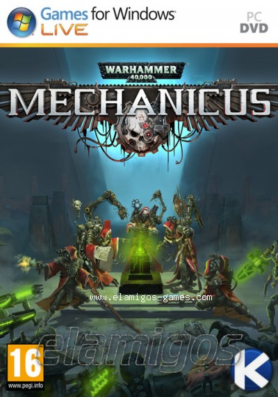 Download Warhammer 40,000: Mechanicus