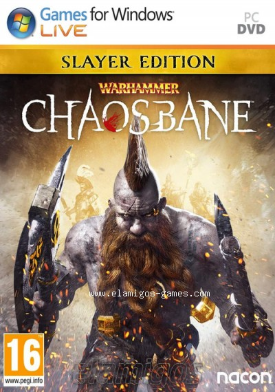 Download Warhammer: Chaosbane Deluxe Edition