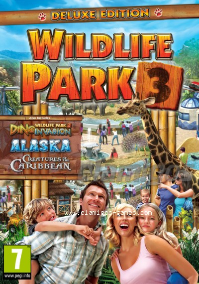 Download Wildlife Park 3 Deluxe Edition