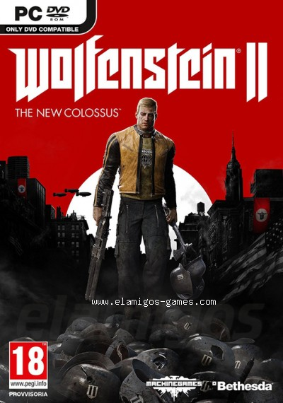 Download Wolfenstein II: The New Colossus Complete Edition