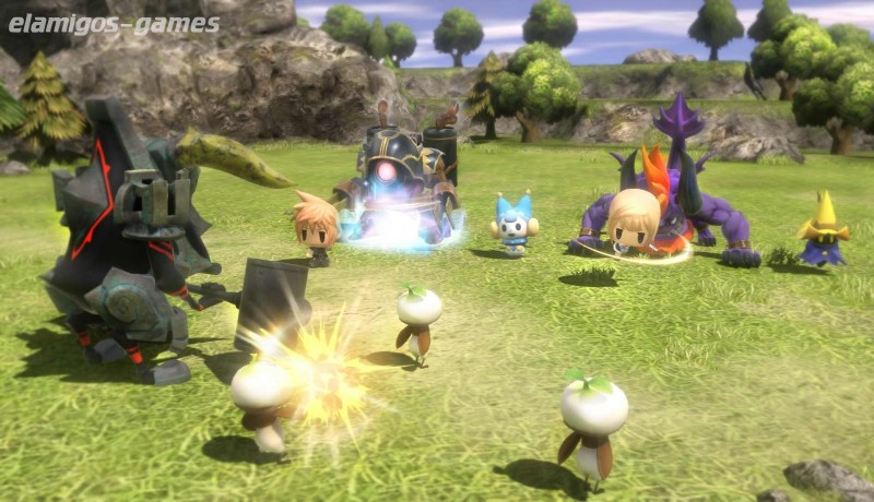 Download World of Final Fantasy