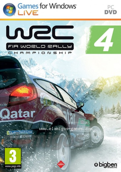 Download WRC 4: FIA World Rally Championship