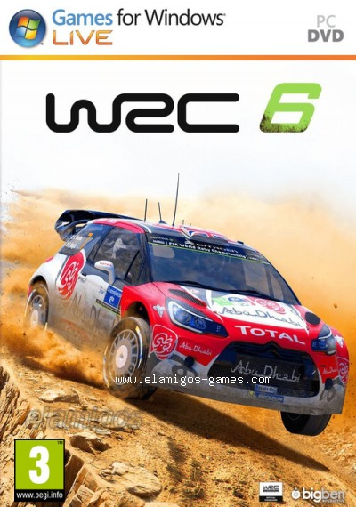 Download WRC 6: FIA World Rally Championship