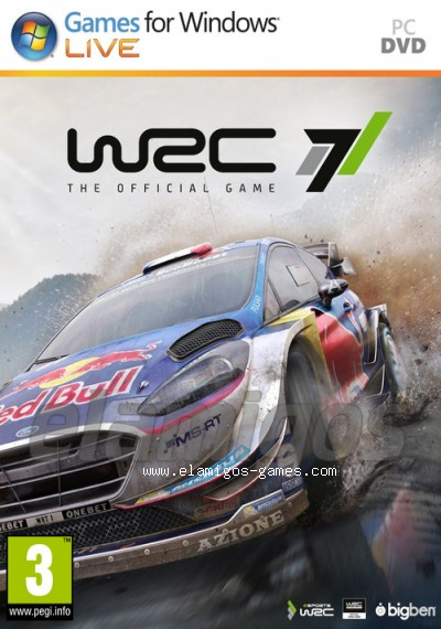 Download WRC 7: FIA World Rally Championship