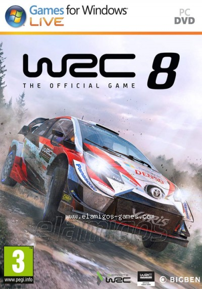 Download WRC 8: FIA World Rally Championship