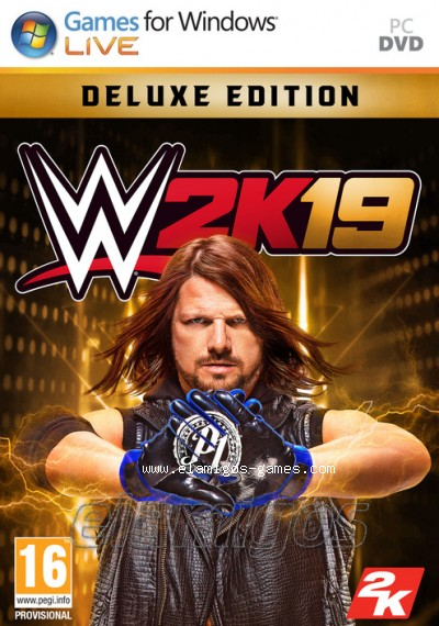 Download WWE 2K19 Digital Deluxe Edition