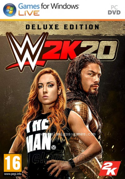 Download WWE 2K20 Digital Deluxe Edition