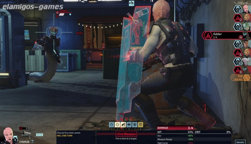 Download XCOM: Chimera Squad