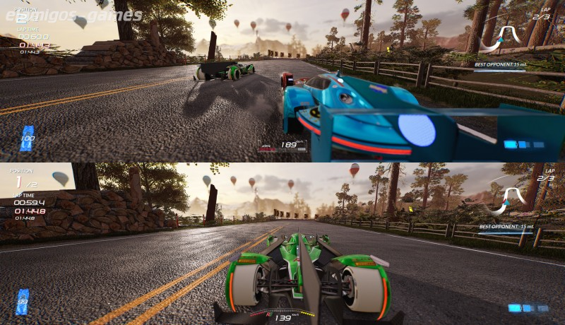 Download Xenon Racer