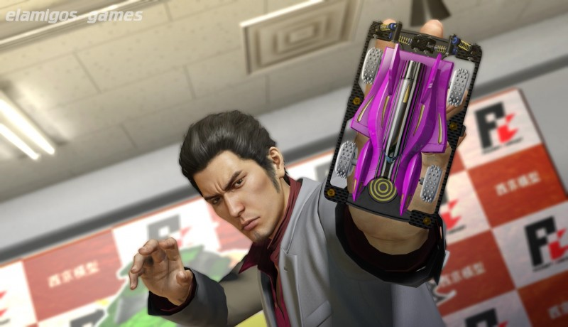 Download Yakuza Kiwami Deluxe Edition