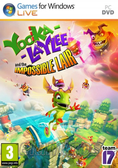 Download Yooka-Laylee and the Impossible Lair