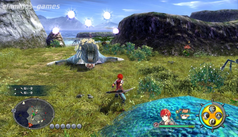 Download Ys VIII Lacrimosa of DANA